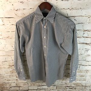Ralph Ralph Lauren Stripped Button Down Shirt
